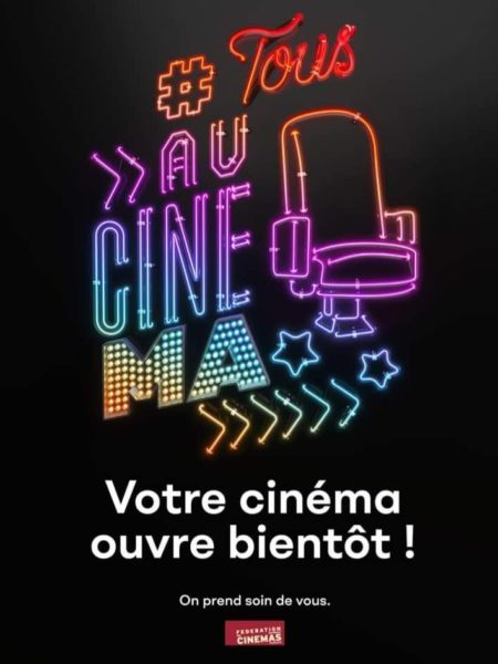 REPRISE DU CINEMA